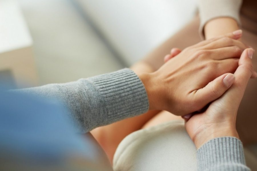 An invitation to be part of a research project about support for end of life care
